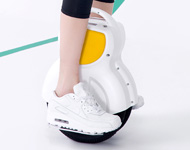 self-balancing electric unicycle