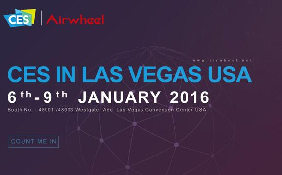 Welcome all Medias and supporters to experience the riding of Airwheel intelligent electric scooters at the show.